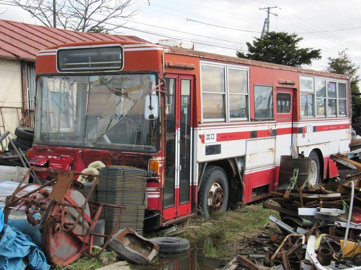 廃車になった車体 日本中の中央バスまとめ