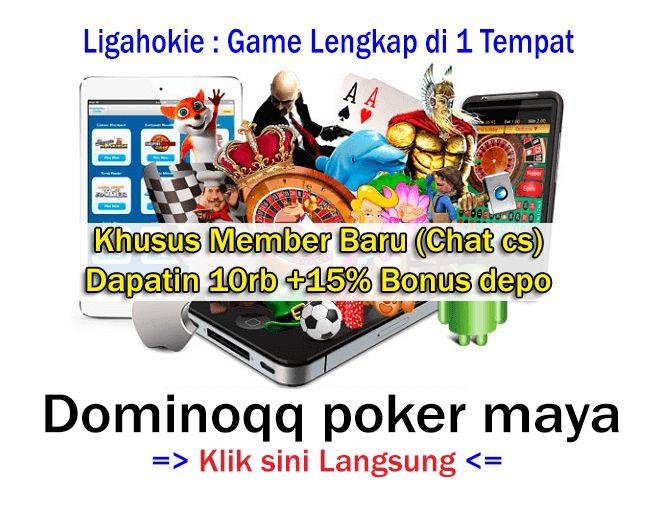 Remi Joker Capsa Susun Domino Qq Gaple Pulsa For Android
