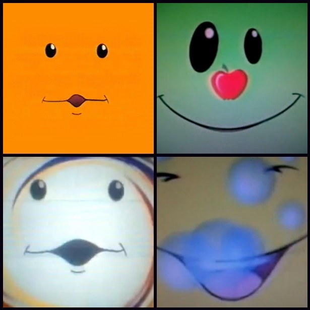 Face From Nick Jr I Loved When He Did Silly Things Look At That He Has An Apple For A Nose What A Silly Guy Childhood Memories Childhood My Childhood