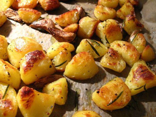Excellent-eten.nl: Beste oven aardappeltjes ooit
