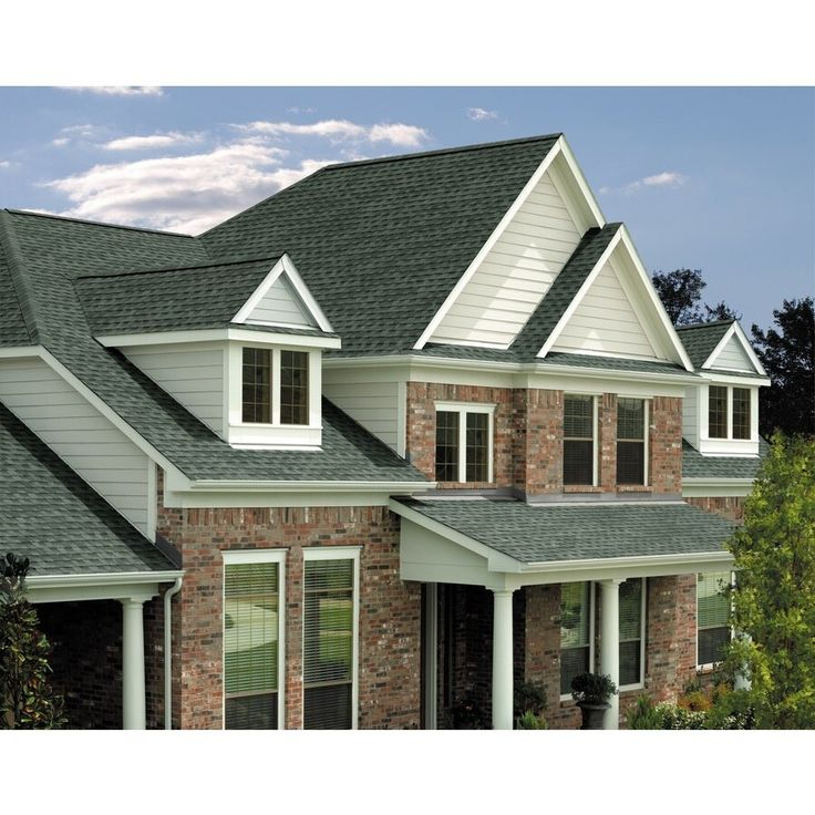 Best Gaf Timberline Natural Shadow 33 3 Sq Ft Slate Algae Resistant Laminated Architectural Roof 400 x 300