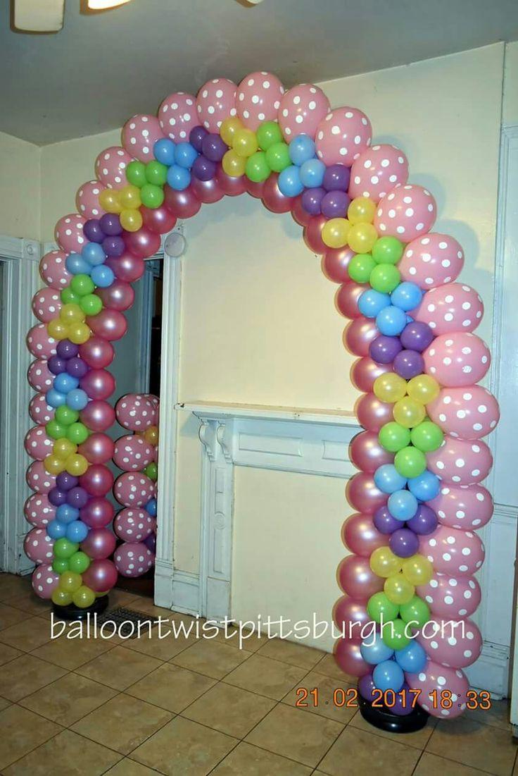 Ballon Arch Fiestas Molde Stuff Stuff Ideas