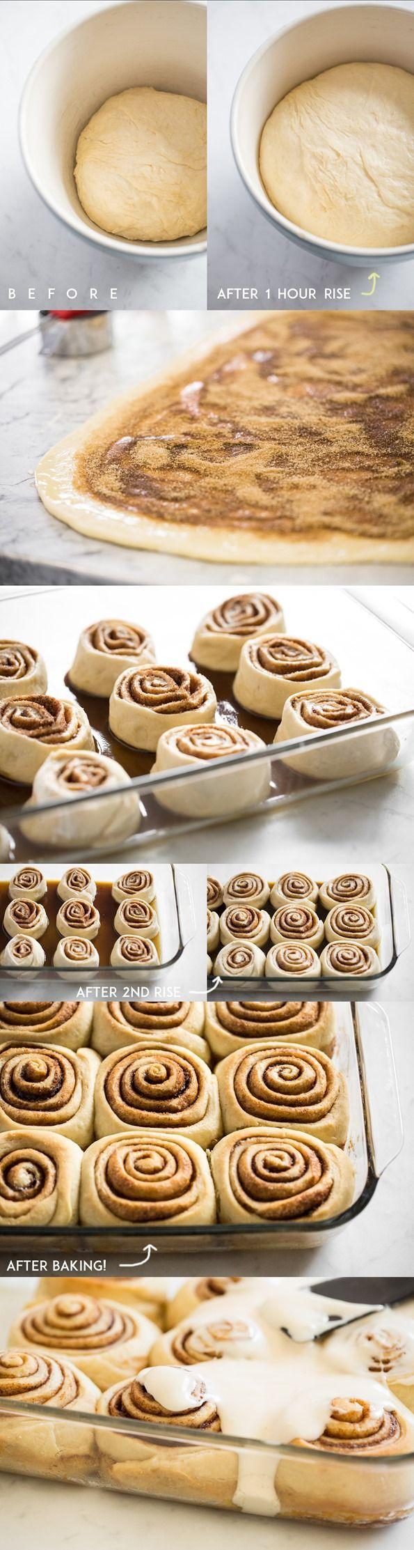 Vegan Cinnamon Rolls (with make-ahead option!) — Oh She Glows