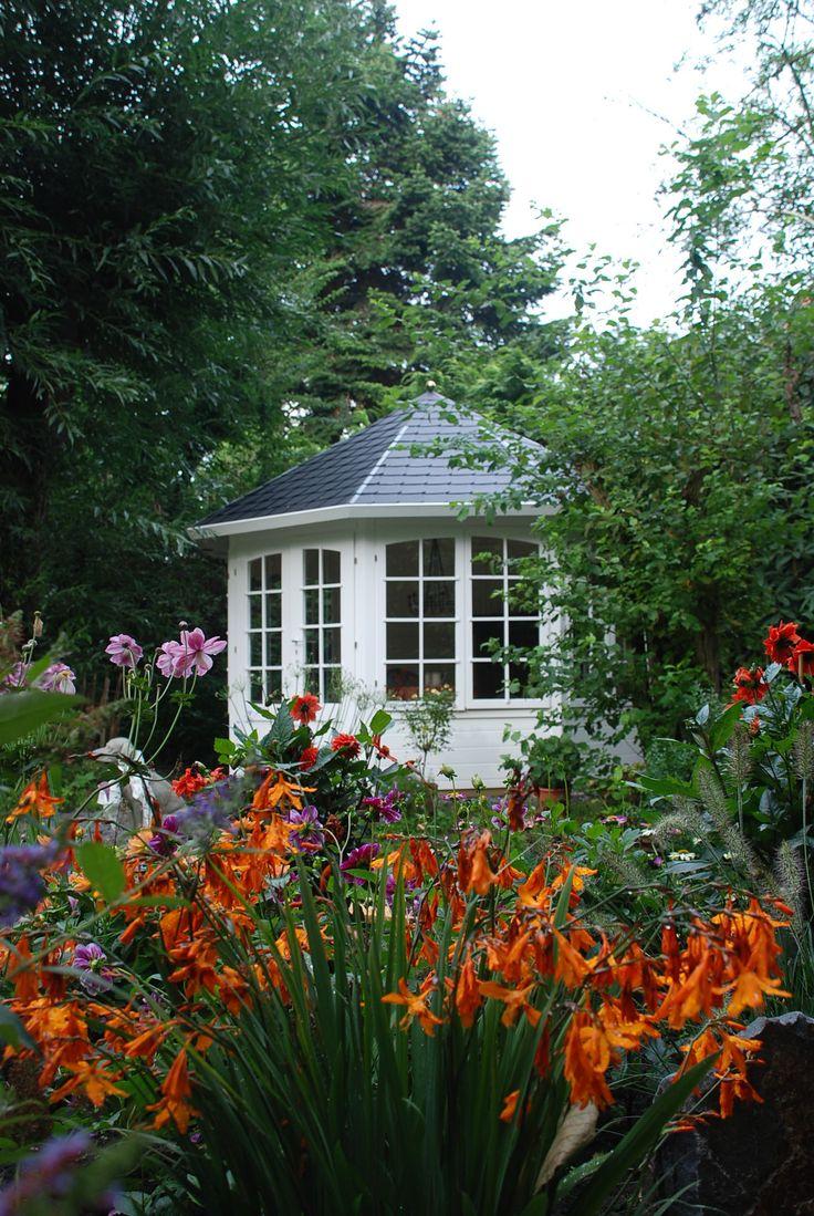 36 besten gartenpavillons bilder auf pinterest, Gartengerate ideen