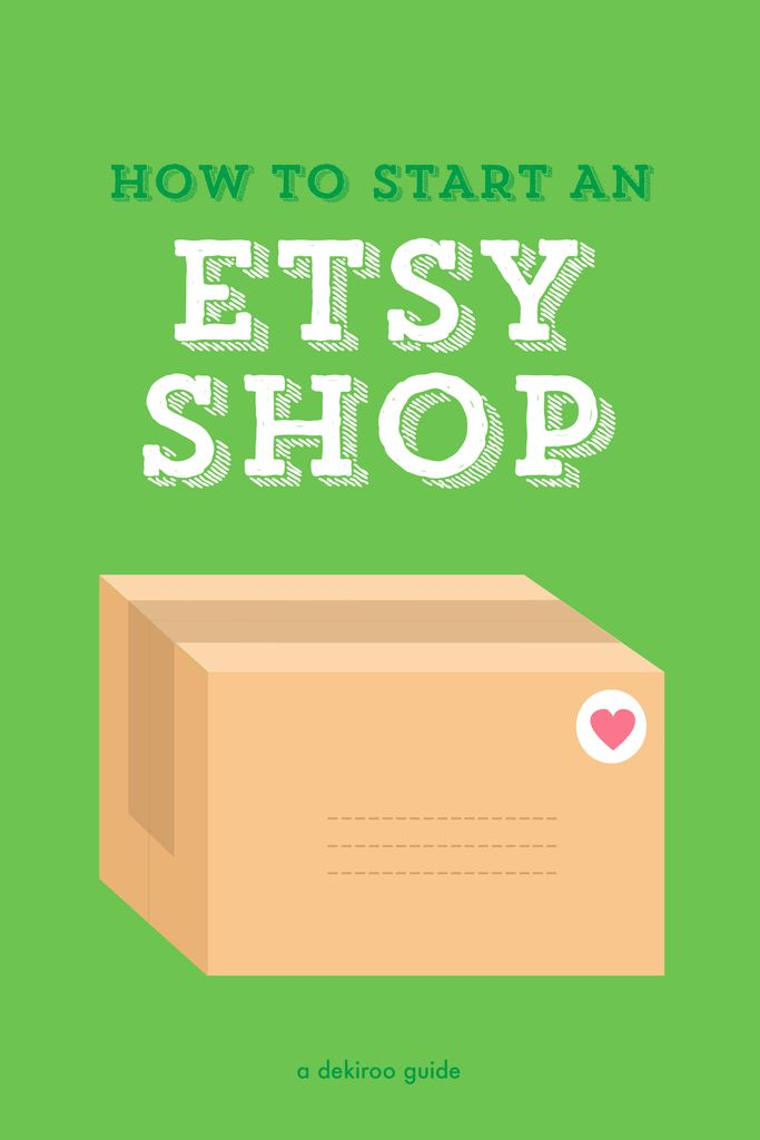 Etsy Guide for new Etsy shop owners. Learn how to start  selling  on Etsy.  How to Start an Etsy Shop - a how-to guide for your creative business.