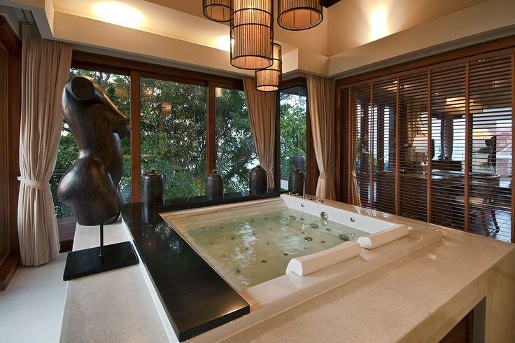 stunning seafront  luxury - Villa Riva, Koh Samui, Thailand