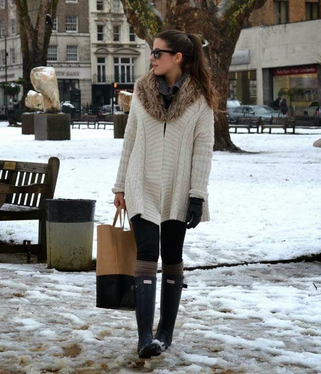 COMPARTE MI MODA: La moda femenina desde el punto de vista de las usuarias...: Botas de agua...