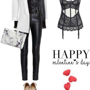 Ας δούμε λοιπόν μερικές προτάσεις για το τι να φορέσουμε την ημέρα του Αγίου Βαλεντίνου 2016