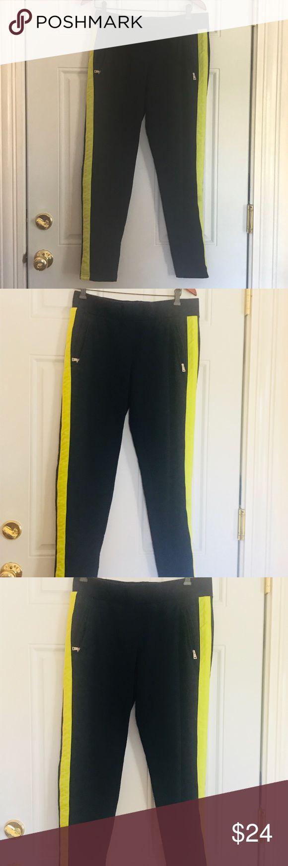 Ralph Lauren neon joggers Super soft and cozy!! Ralph Lauren Pants Track Pants & Joggers