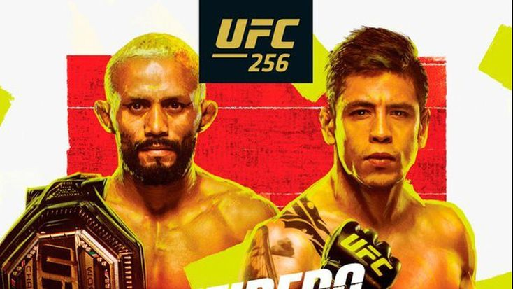 Watch UFC 256 WeighIns Video Live Stream And Results