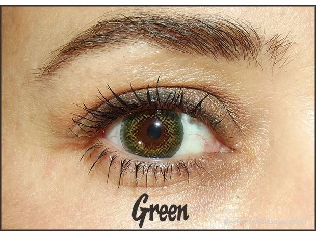 Have You Seen Air Optix Colors Contact Lenses Yet This Is