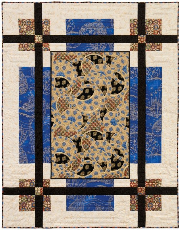 craftsman quilt | ... by Chong-A HwangThe Craftsman ... | Quilts & Other Projec