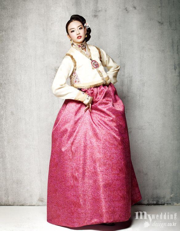 modern Korean hanbok