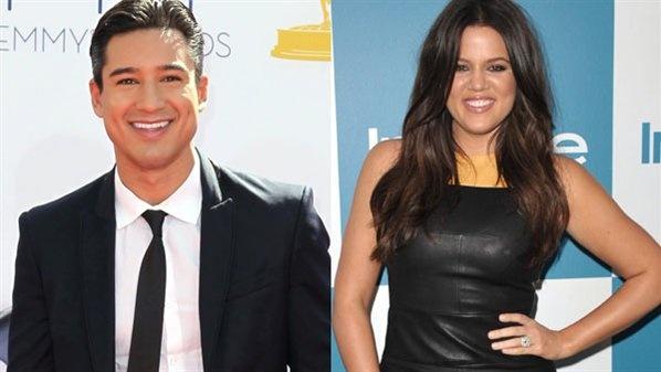 Mario Lopez and Khloe Kardashian rumoured hosts of THE X FACTOR!
