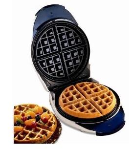 Morning Baker(TM) Belgian Waffle Baker - $34.99 Morning Baker(TM) Belgian Waffle Baker