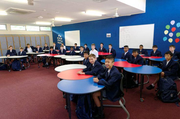Salesian College Bosco. Chadstone. Australia.