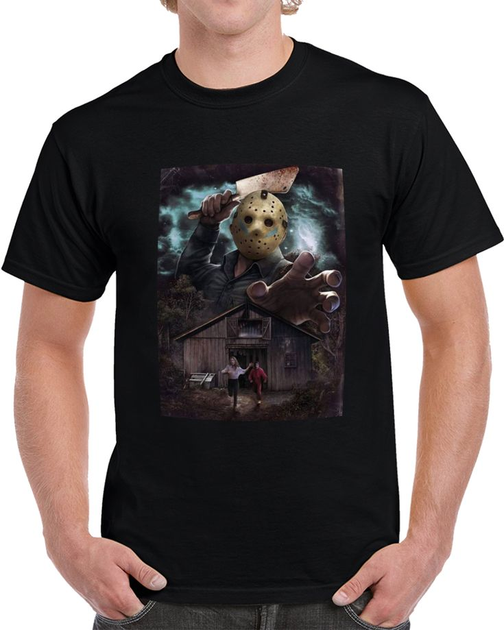 Jason Friday 13  T Shirt