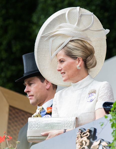 Royal Family Around the World: Royal Ascot - Day 1 at Ascot Racecourse on June 16, 2015 in Ascot, England.