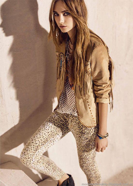 17 best images about argentina moda 2016 on pinterest - Moda boho chic ...