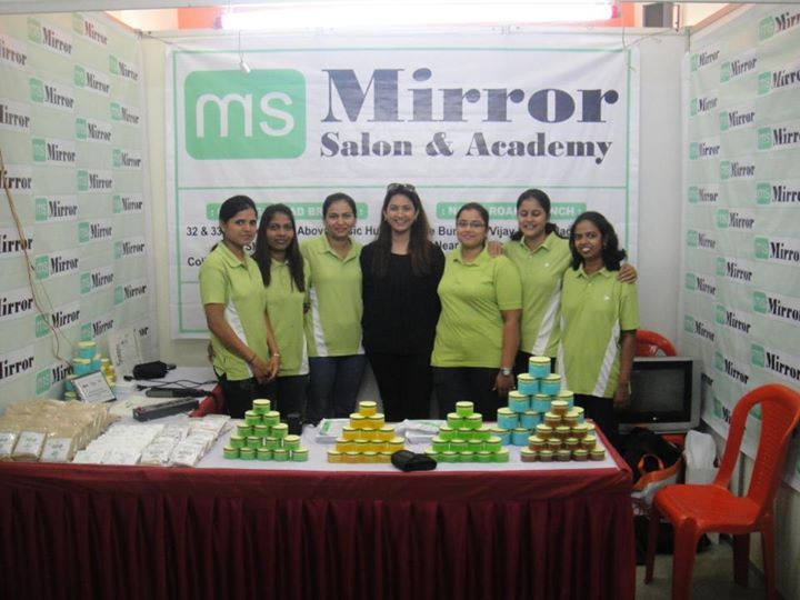 stall at lakshika hall nashik