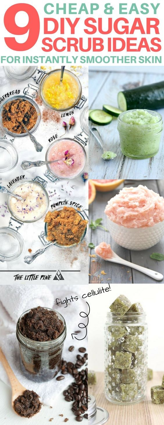 Obsessed with the coffee diy sugar scrub that helps you get rid of cellulite! diy sugar scrub  recipes, skincare ideas, diy exfoliating scrubs
