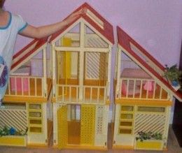 1980 Barbie Dream House, --loved mine so much!