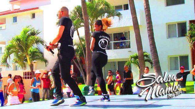 #Sunshine & #Salsa, Salsa Mambo Fest in the #RivieraNayarit #Mexico, May 8-11, 2014