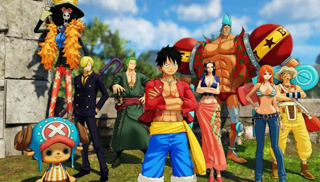 One Piece World Seeker In Depth Gameplay Reveal One Piece One Piece Personaje Principal Luffy