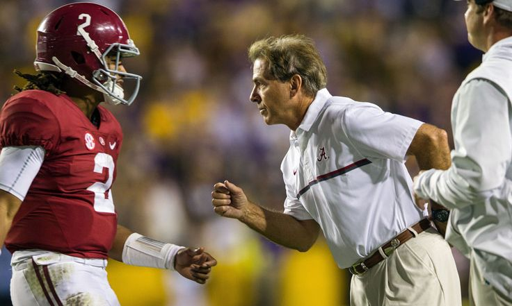 Search for Alabama's Achilles' heel turns to Jalen Hurts' passing = Alabama has not shown many chinks in what has been college football's toughest armor during the 2016 season. In the midst of a 9-0 season, the Crimson Tide have repeatedly showcased their depth and talent at virtually.....
