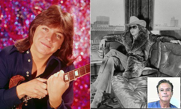 David Cassidy struggled to shake off his goody image