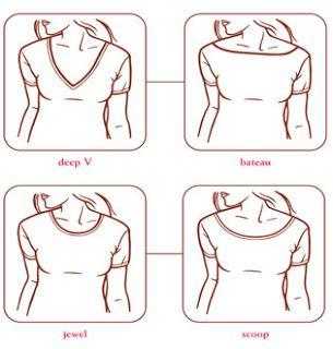 dress style broad shoulders good