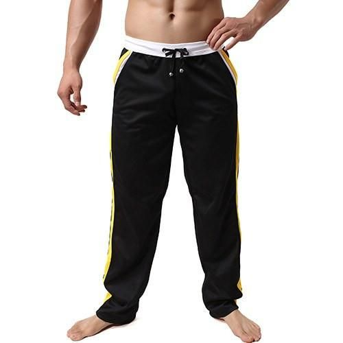 New Fashion Men's Casual Pants Leisure Men's Trousers Summer Homewear Long Pants for Men
