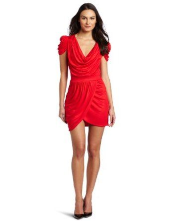 French Connection Women's Delicious Drape Dress