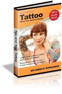 You and Your Tattoo What You Need to Know.