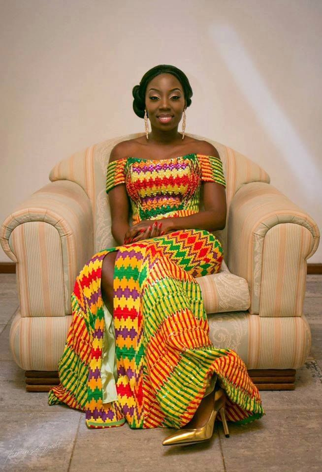 134 best images about kente fashion on pinterest aso for African dress styles for weddings