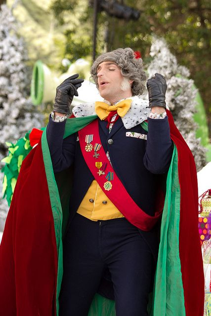 whoville pictures | Whoville on the Backlot: Mayor of Whoville | Flickr - Photo Sharing!