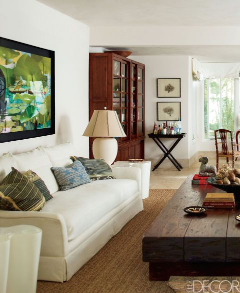 20 Pristine Ways To Design With White Living Room Furniture Part 93