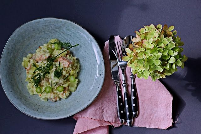 Fenchel-Lachs-Risotto House No37/1