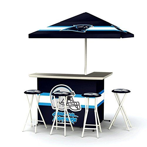 NFL Carolina Panthers Deluxe Patio and Tailgating Bar Set Best of Times, LLC http://www.amazon.com/dp/B00R8FBMP2/ref=cm_sw_r_pi_dp_HDvqwb0DHNN6Z