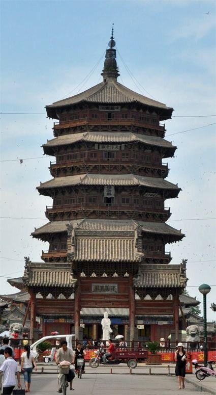 Az elpusztíthatatlan pagoda - Toochee