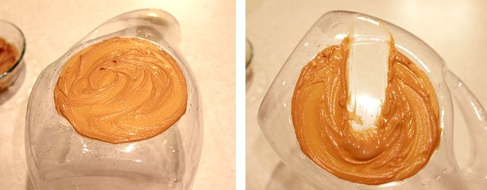 Peanut Butter to remove sticker goo and TONS of other homemades and how-tos! With great visuals too. Awesome!