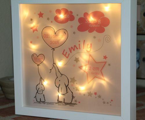 Personalisiertes Nachtlicht Baby Kinder Lampe Geschenk Geburt In 2020 Geschenke Zur Geburt Geschenke Zur Geburt Basteln Kinder Lampen