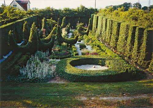 Sven-Ingvar Anderssons trädgård