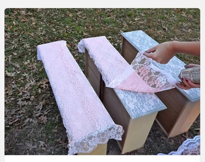 Spray paint lace design on wood.: Lace, Dressers Drawers, Ideas, Old Dressers, Recycled Furniture, Little Girls Rooms, Sprays Paintings, Baby Girls, Spraypaint