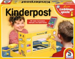 Kinderpost (hatte meine irgendwann mal zerpflückt)