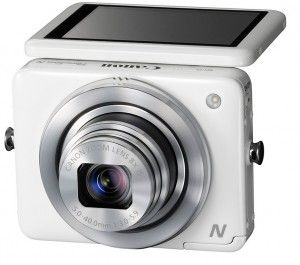 Обзор Canon PowerShot N