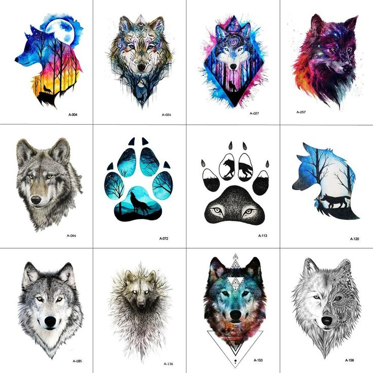картинки татуировок в виде животных липецкой области