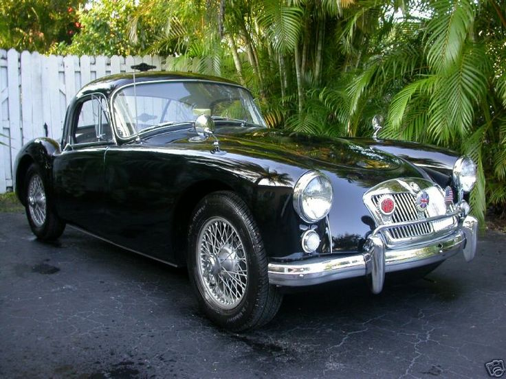 Best Mg And Collection Old Cars Images On Pinterest Car