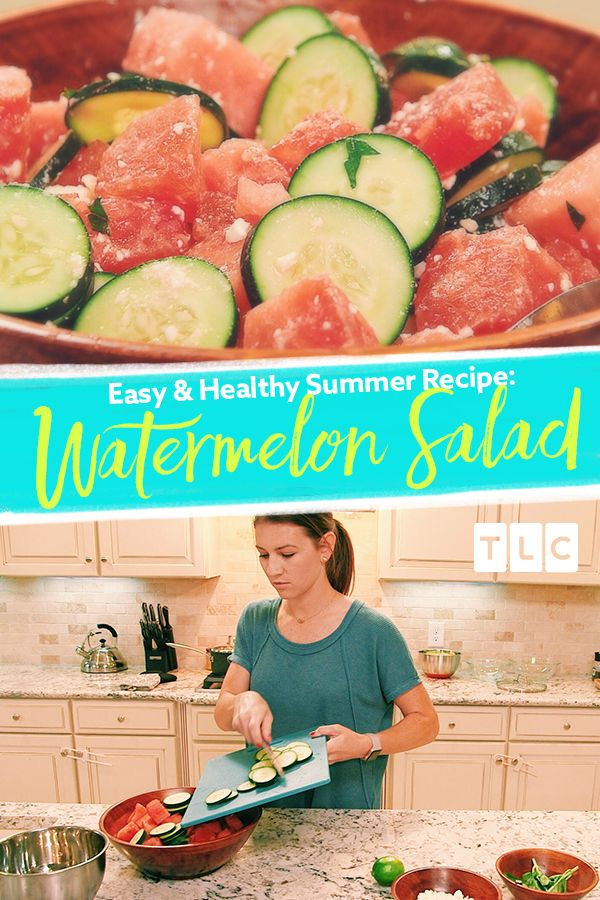 Mom of 6 Danielle Busby shows you how to make this kid-friendly summer salad. Healthy and delicious!