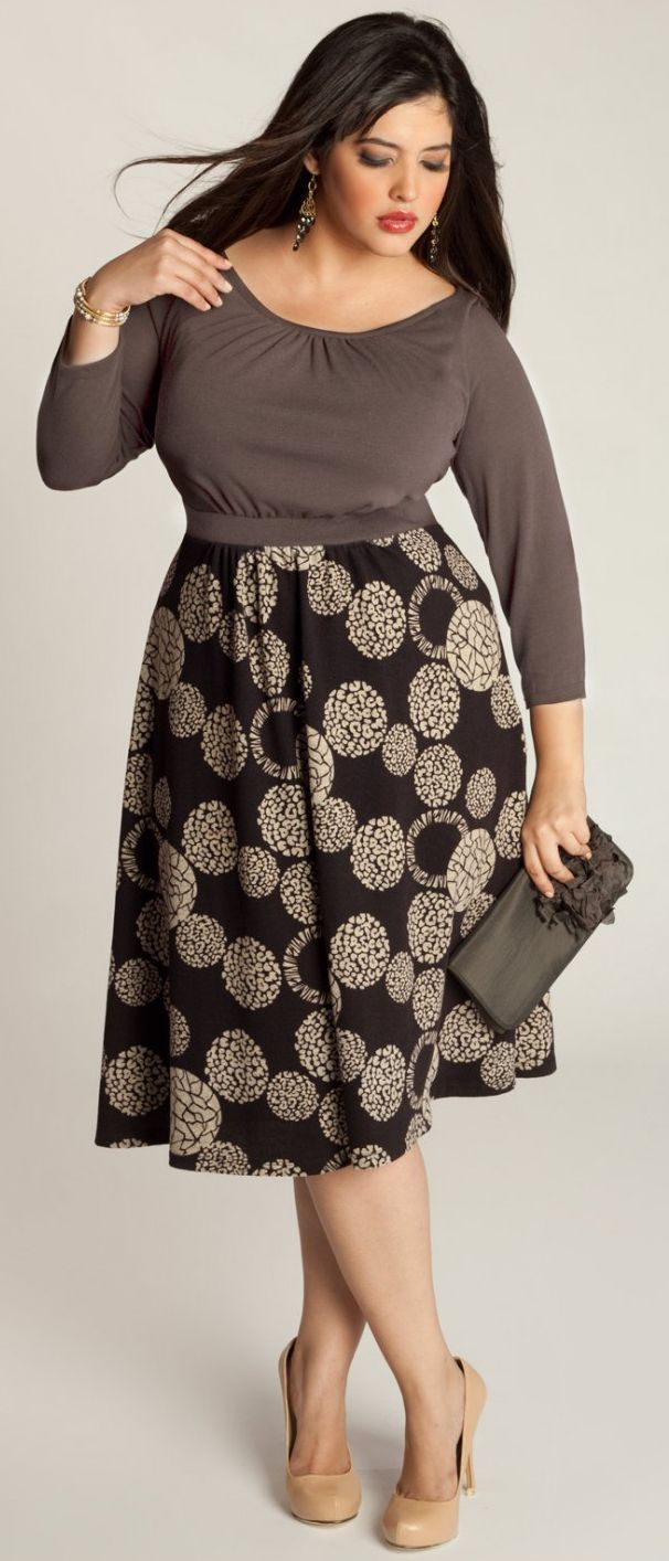 17 Best ideas about Neutral Plus Size Dresses on Pinterest ...